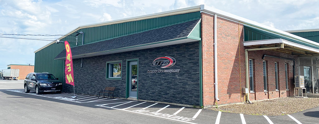 Bangor tire company passenger tires automotive service for Department of motor vehicles bangor maine